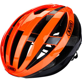 ABUS Viantor Fietshelm, shrimp orange